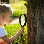 Kindergeburtstag für kleine Detektive
