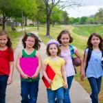 Eine Schnitzeljagd für den Kindergeburtstag organisieren