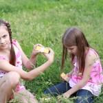 Schatzsuche auf dem Kindergeburtstag