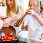 Kochen am Kindergeburtstag