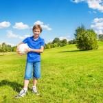 Der siebte (7) Kindergeburtstag