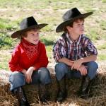 Kindergeburtstag Cowboy und Indianer
