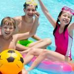 Wasserspiele für den Kindergeburtstag