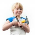 Kindergeburtstag: Mit Ytong basteln und bauen