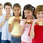 Kindergeburtstag bei McDonalds