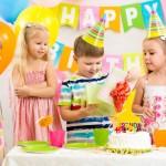 Der 2. Kindergeburtstag für Jungen