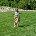 Der Outdoor Kindergeburtstag