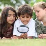 Kindergeburtstag Motto: Verbrecherjagd