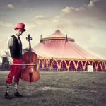 Am Kindergeburtstag einen Zirkus besuchen