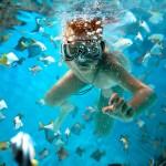 Kindergeburtstags Motto Unterwasser